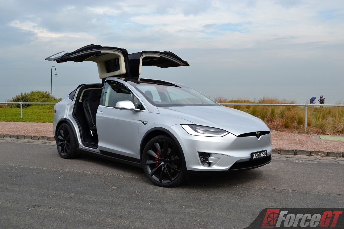 2017 Tesla Model X P100d Review Forcegt Com