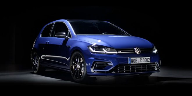 Volkswagen teases Golf R Performance package in new video