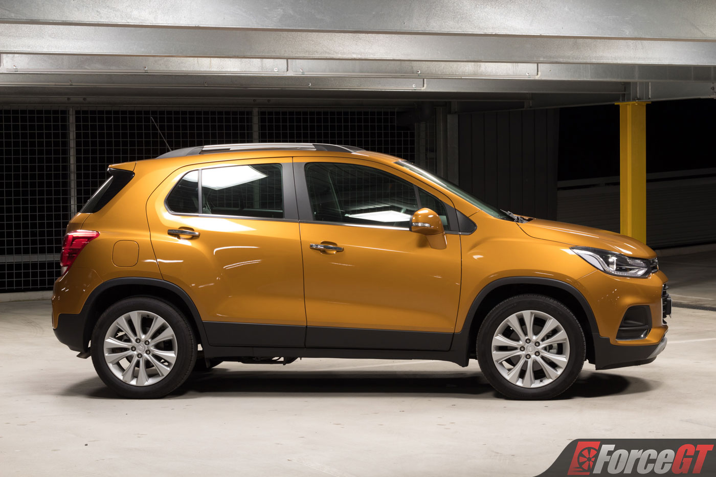 2017 Holden Trax Ltz Review Forcegt Com