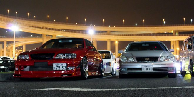 Event: Tokyo's Daikoku Futo Meet and how to get there