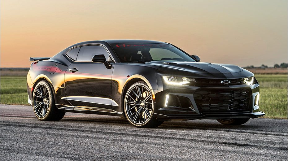 hennessey performance chevrolet camaro zl1 makes over 1. Cars Review. Best American Auto & Cars Review
