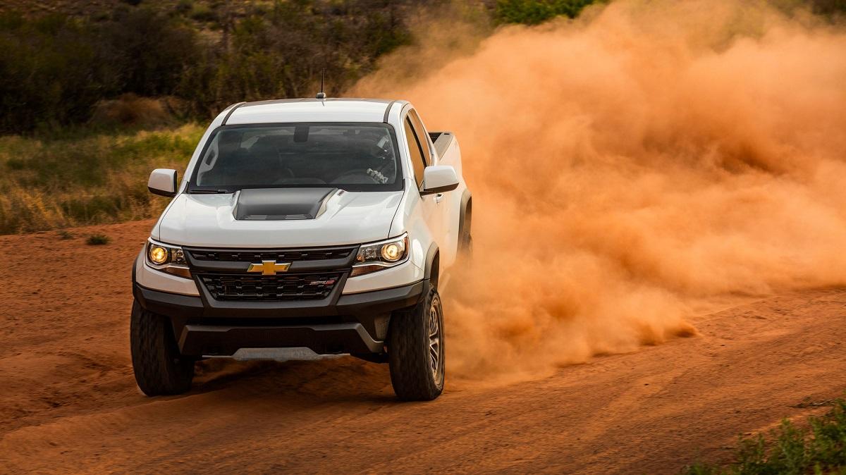 2017 Chevy Colorado Zr2 >> Chevrolet Colorado ZR2 gets tough - ForceGT.com