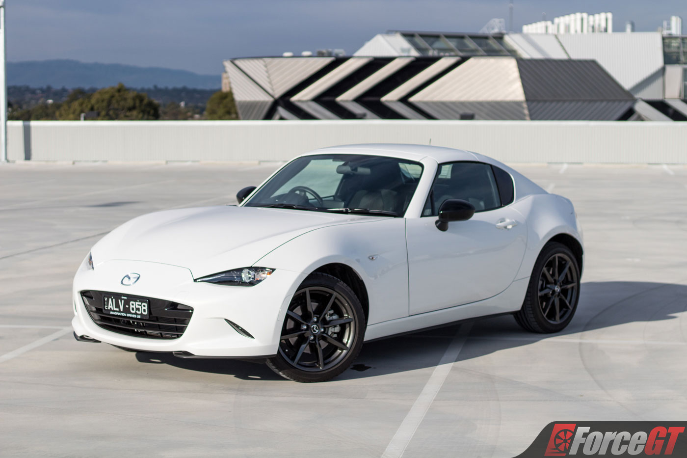 Toyota 86 Towing Capacity >> 2017 Mazda MX-5 RF Review - ForceGT.com