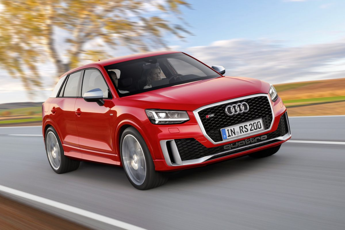 Audi Q3 2018 >> Report: Audi RS Q2 in the works. Arriving 2018 - ForceGT.com