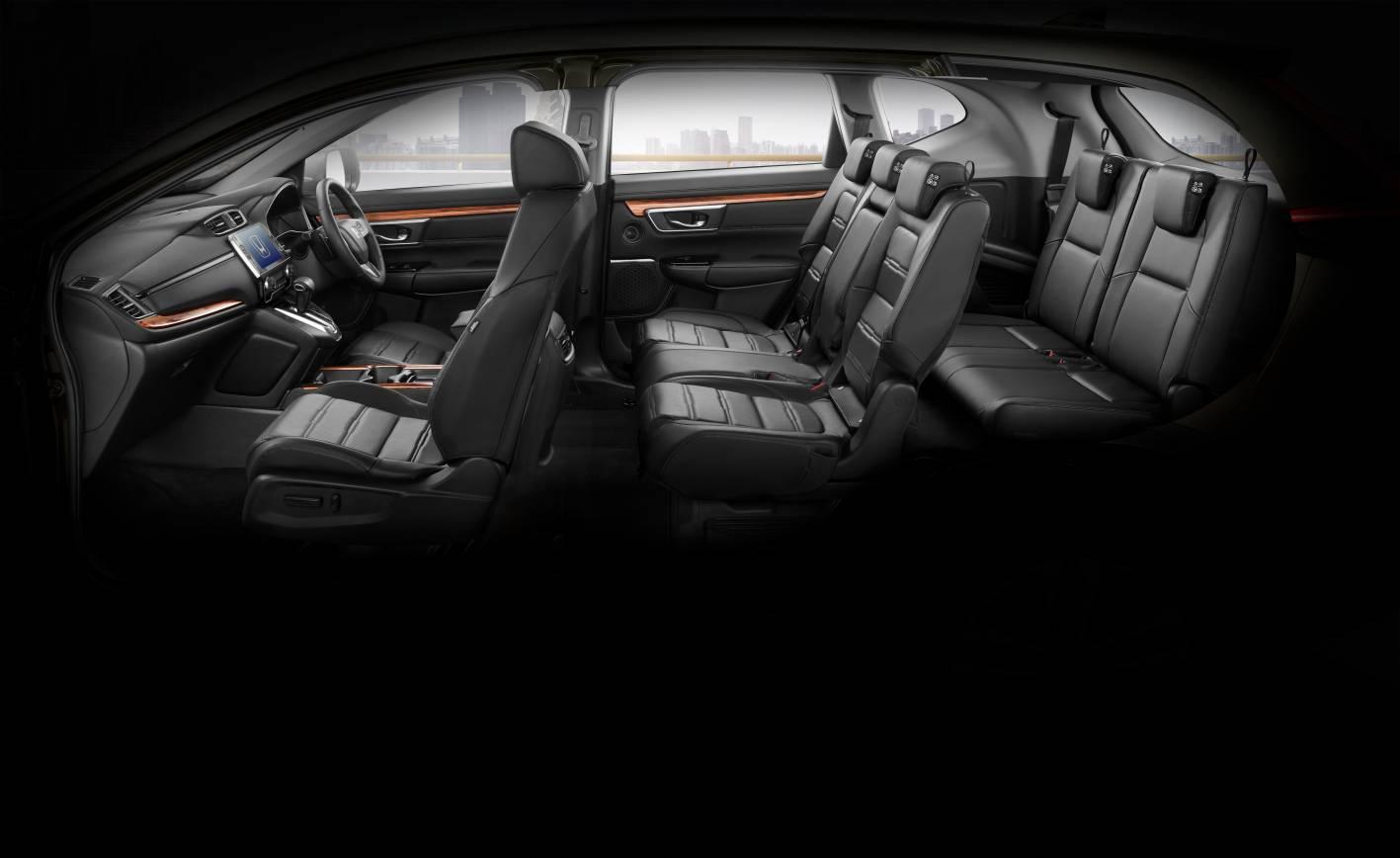 Honda Crv 7 Seater >> All turbo line-up and 7-seats for 2018 Honda CR-V ...