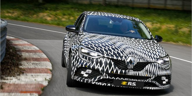 2018 Renault Mégane RS inches closer to debut
