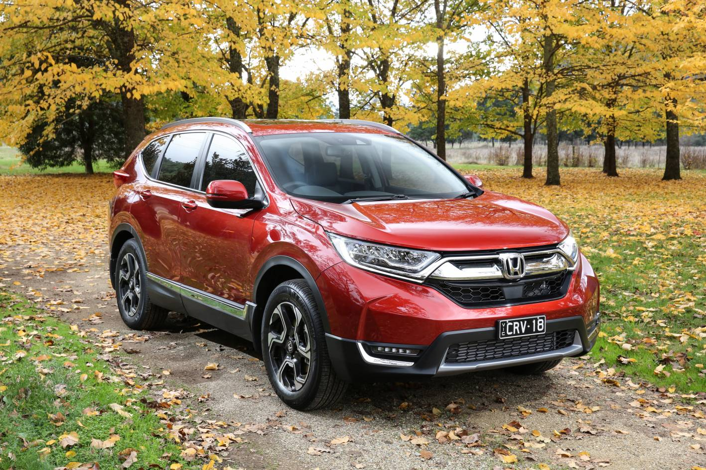 2018 Honda CR-V pricing and specification confirmed - ForceGT.com
