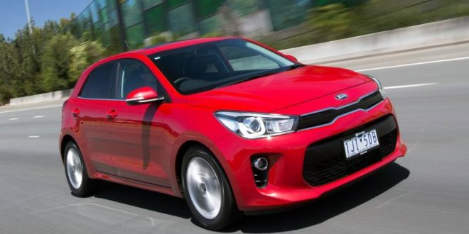 2017 Kia Rio Review – SLi automatic