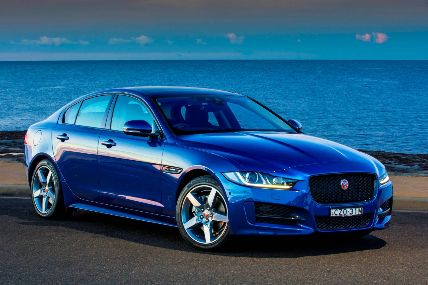Sharper claws for Jaguar XE, XF and F-PACE - ForceGT.com