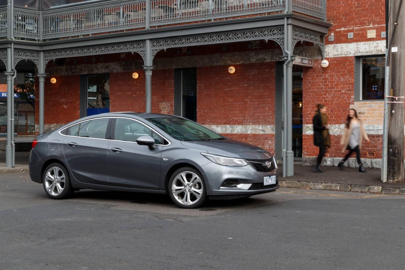 All New 2018 Holden Astra Sedan Checks In From 21 990