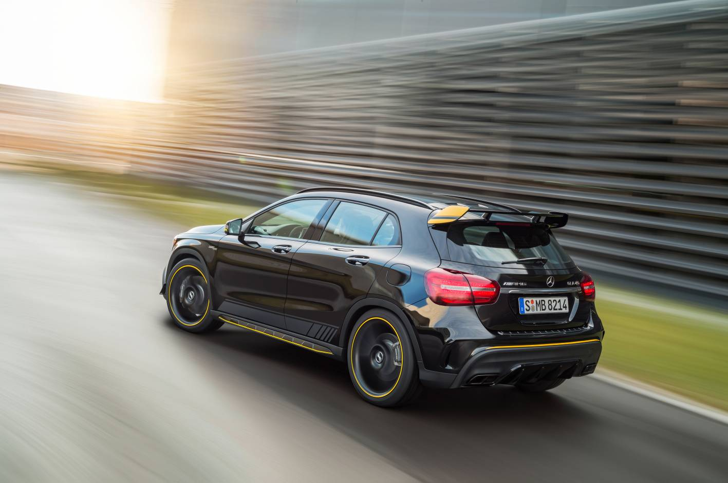 Revised Styling And Specification For 2018 Mercedes Benz Gla Range