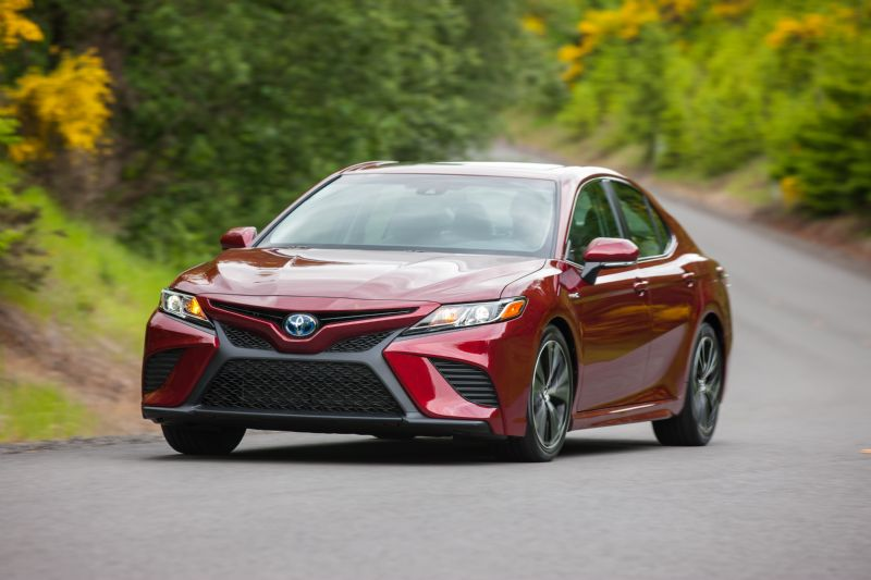 2018 toyota camry due in nov preliminary specs announced. Black Bedroom Furniture Sets. Home Design Ideas