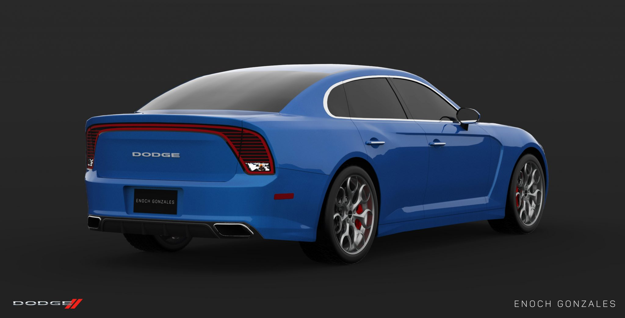 Charger Srt Hellcat >> Would the 2019 Dodge Charger look like this? - ForceGT.com