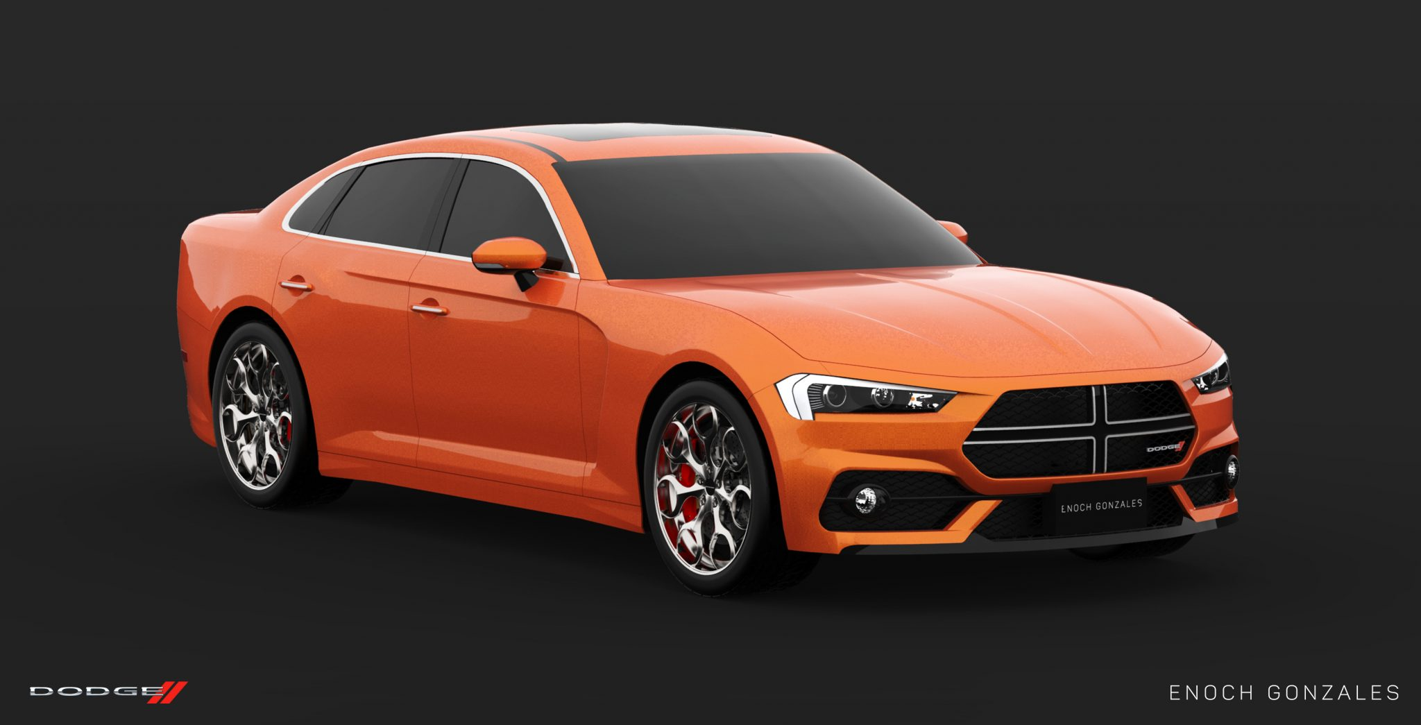 2017 Dodge Barracuda Concept >> AF: 2019 charger refresh? | Allpar Forums