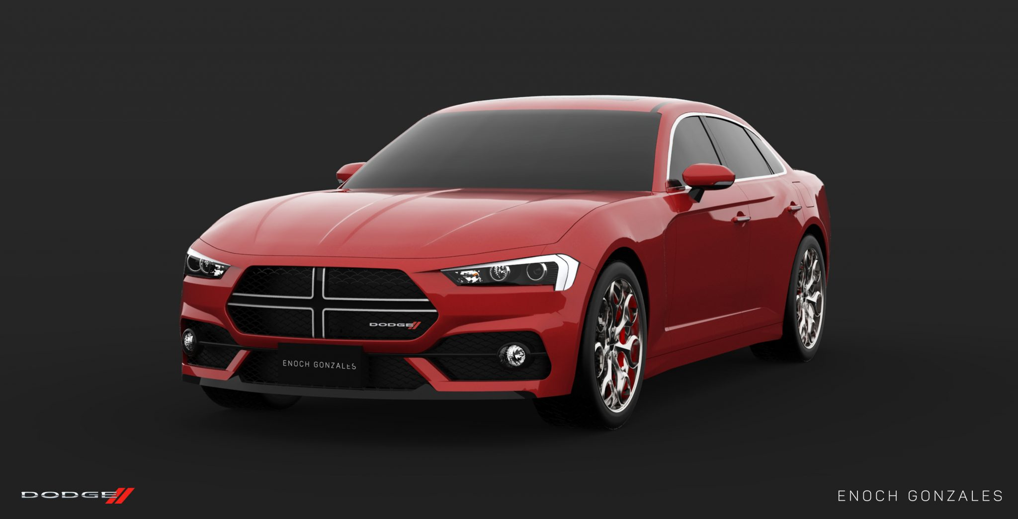 would the 2019 dodge charger look like this