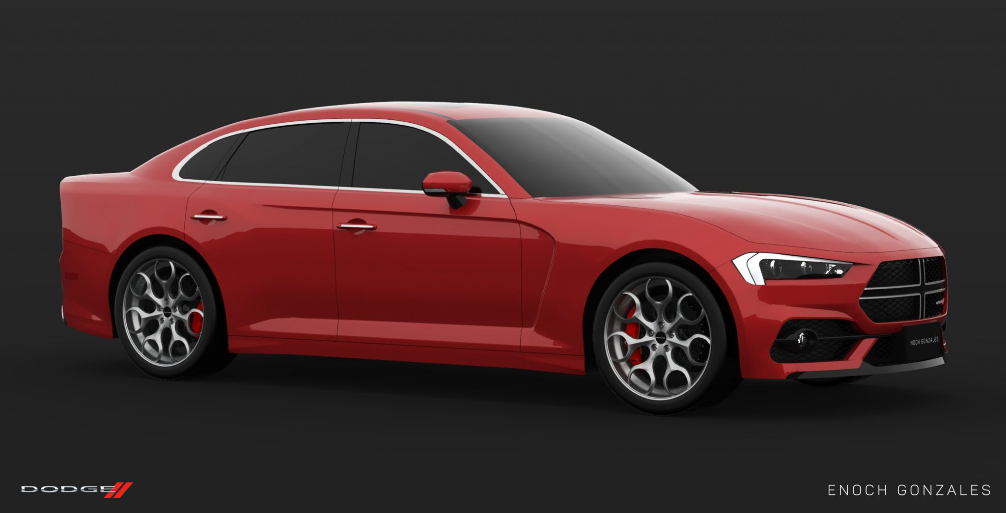 2018 Dodge Charger >> Would the 2019 Dodge Charger look like this? - ForceGT.com