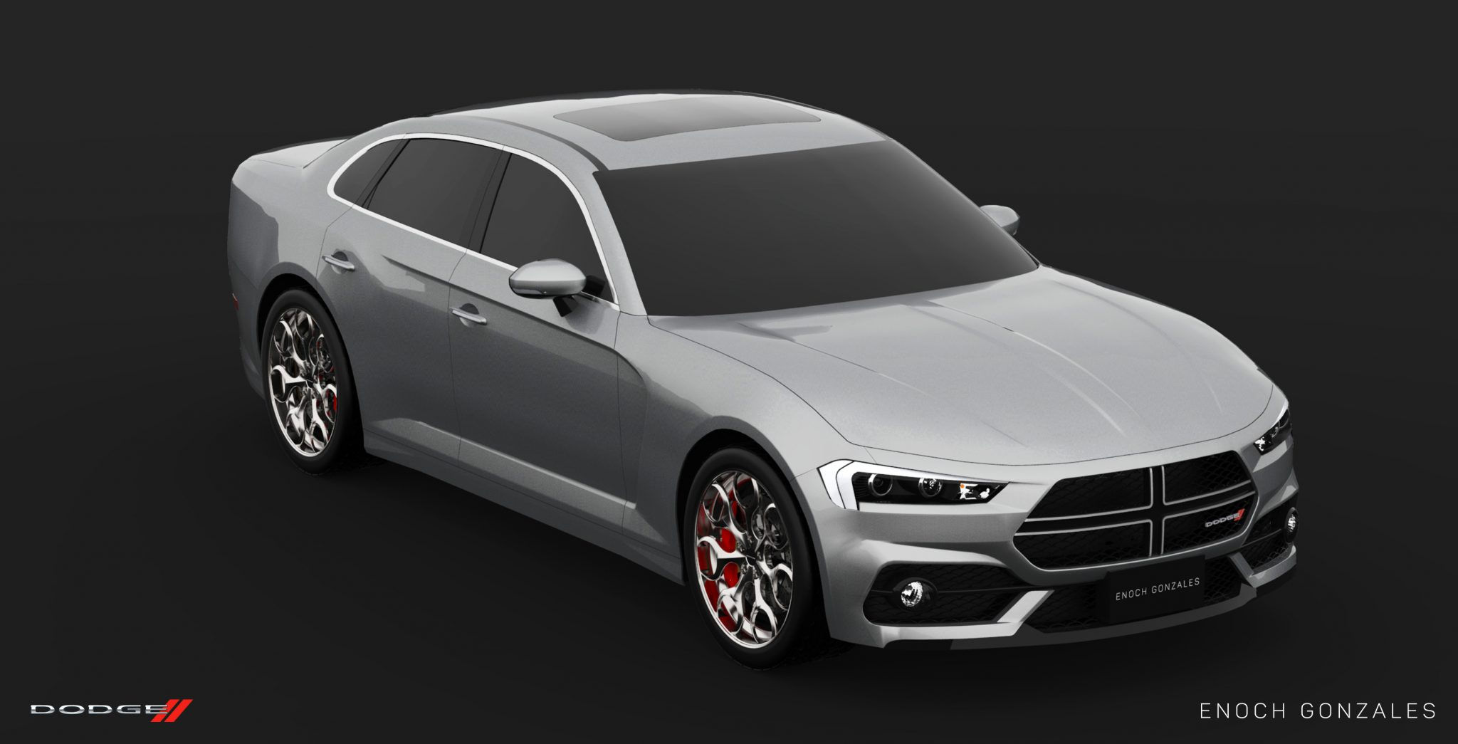 Would the 2019 Dodge Charger look like this? - ForceGT.com