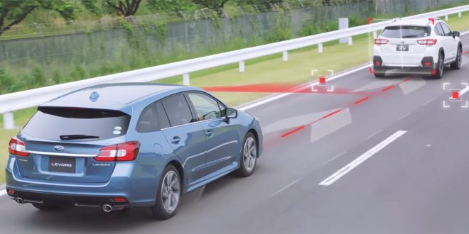 Subaru to upgrade EyeSight for semi-autonomous Levorg and WRX