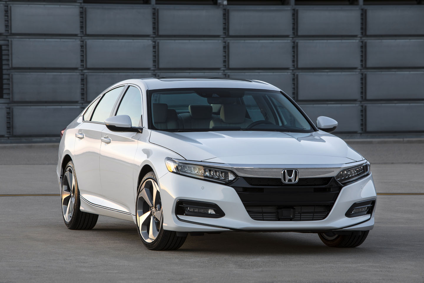 Next generation 2018 honda accord unmasked for Honda accord generations