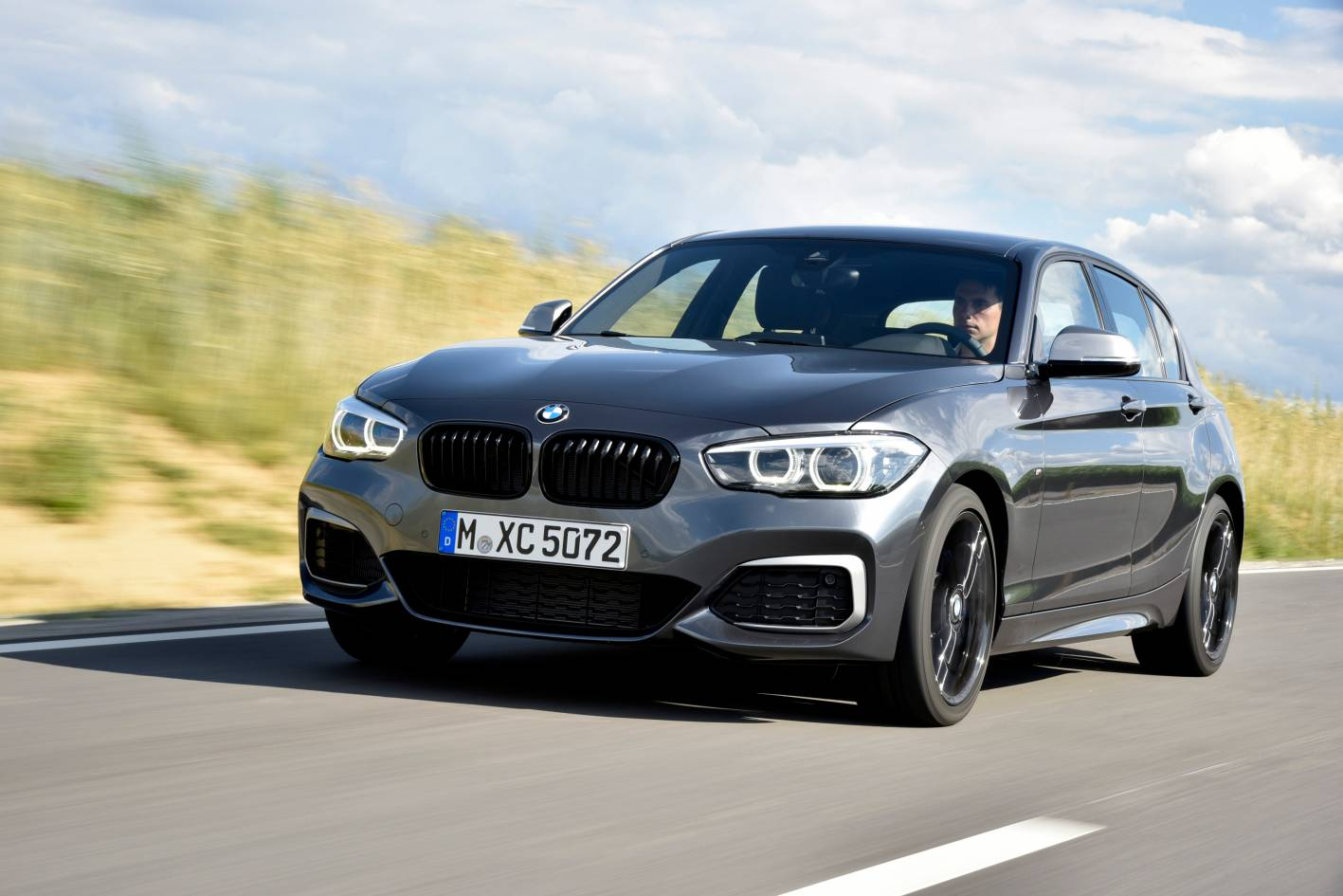 updated bmw 1 series range headlined by price cut for m140i. Black Bedroom Furniture Sets. Home Design Ideas
