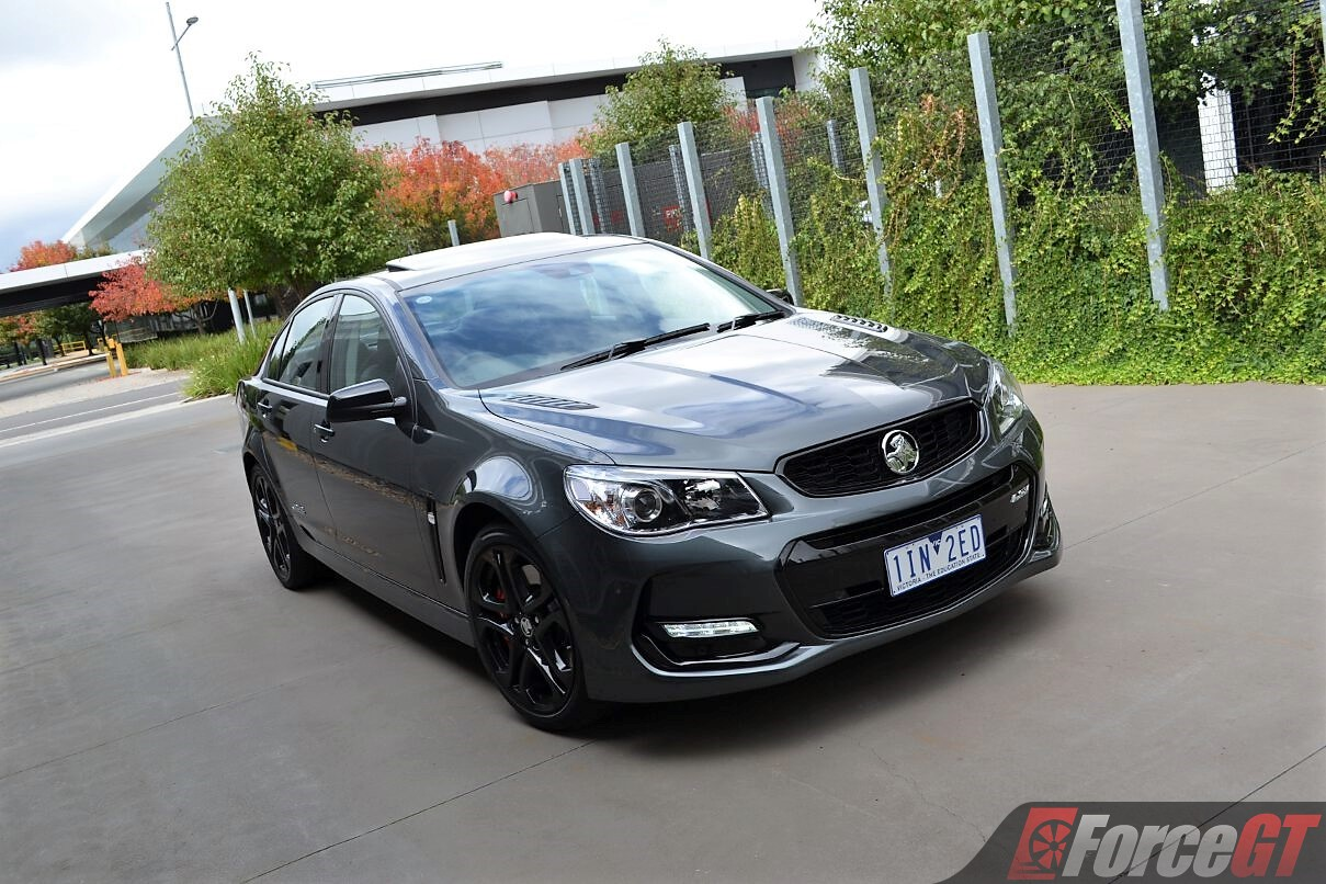 2017 Holden Commodore SSV Redline Review - ForceGT.com