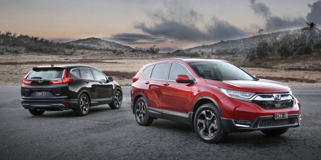 5-year warranty and safety boost for fifth-gen Honda CR-V