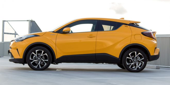 2017 Toyota C-HR Koba AWD Review