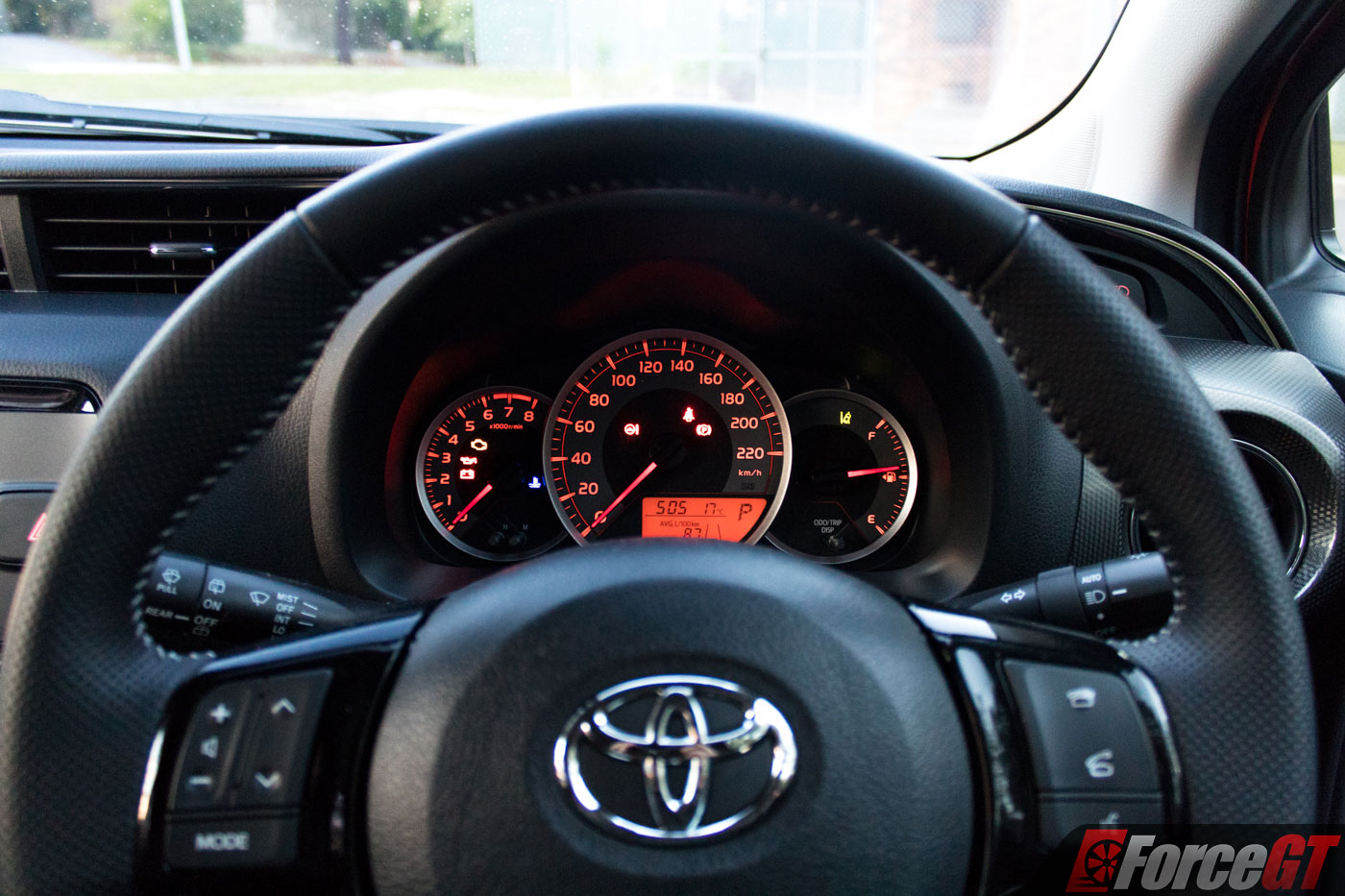 2017 Toyota Yaris Zr Review Forcegt Com