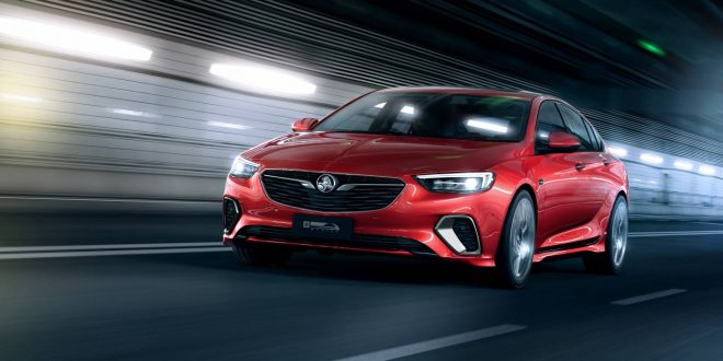 2018 Holden Commodore VXR breaks cover