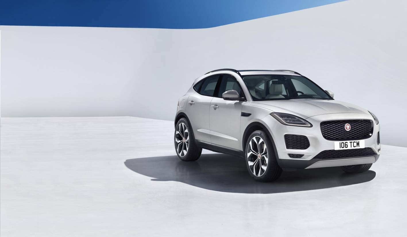 Jaguar E Pace To Land In Q2 2018 Priced From Sub 50k