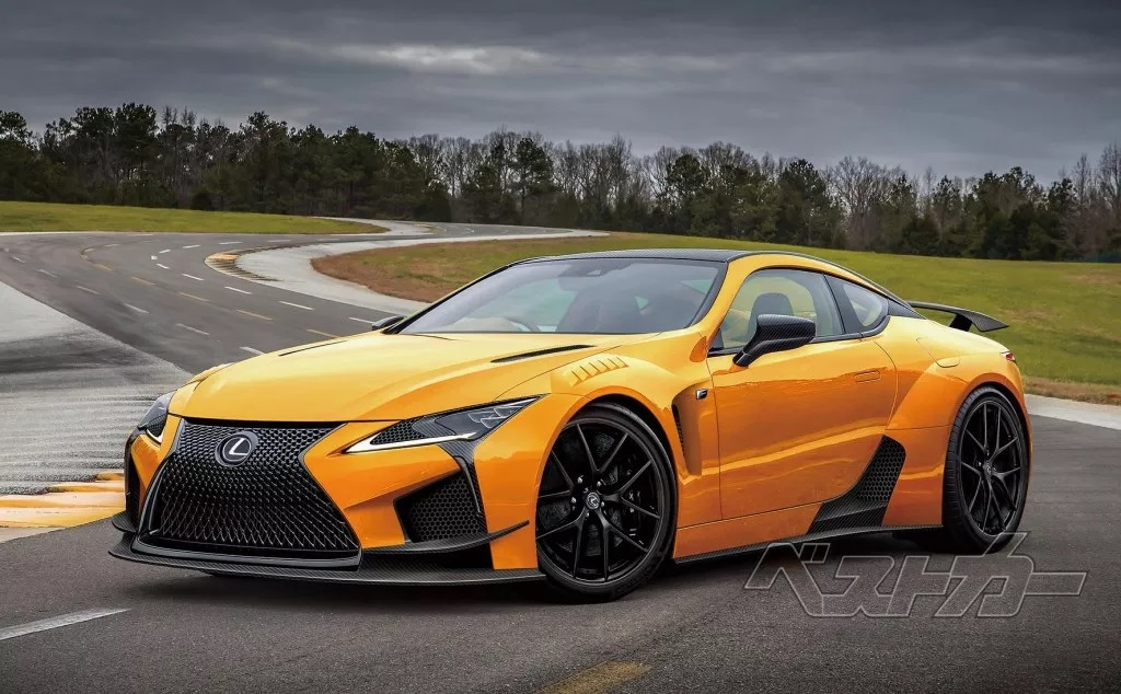 Lexus LC F to pack more power than Nissan GT-R Nismo? - ForceGT.com