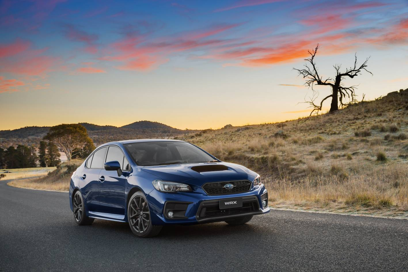 2018 subaru lineup. brilliant 2018 the 2018 update brings a restyled front fascia characterised by new  headlight design revised hexagonal grille and more prominent lower bumper openings on subaru lineup