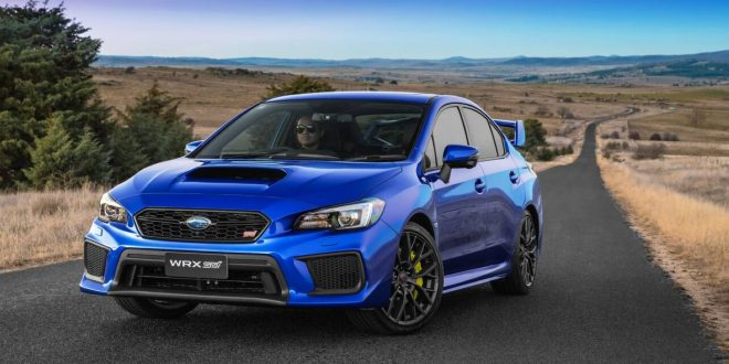 Updated 2018 Subaru WRX & WRX STI land, new spec.R tops range