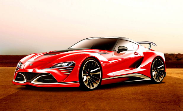 Is This The 2018 Toyota Supra Production Model Forcegt Com