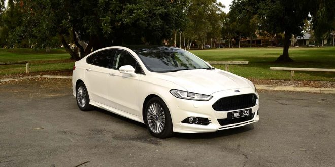 2017 Ford Mondeo Review – Titanium Petrol Hatch