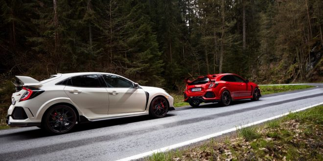 Watch the Honda Civic Type R breaks the Nürburgring lap record [video]