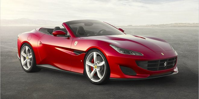 Sleek new Ferrari Portofino unveiled as California T successor