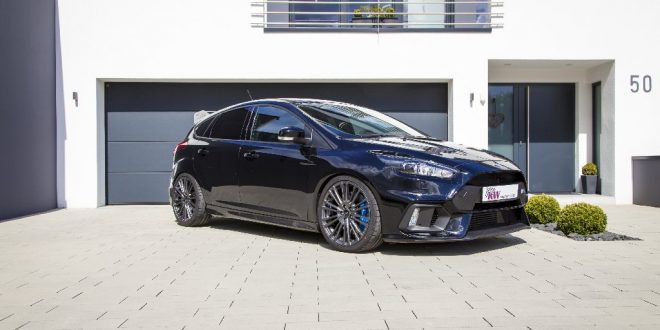 KW introduces electronic coilovers for Ford Focus RS