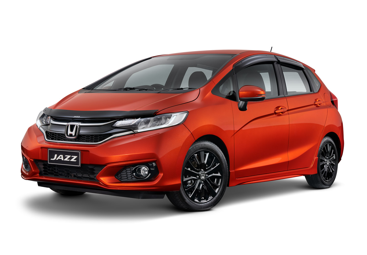 refreshed 2017 honda jazz brings sportier look and more kit. Black Bedroom Furniture Sets. Home Design Ideas