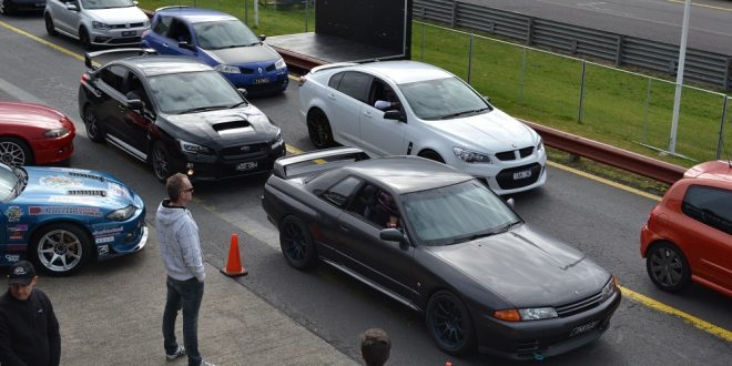 Event: Driver Dynamics Track Day at Sandown Raceway