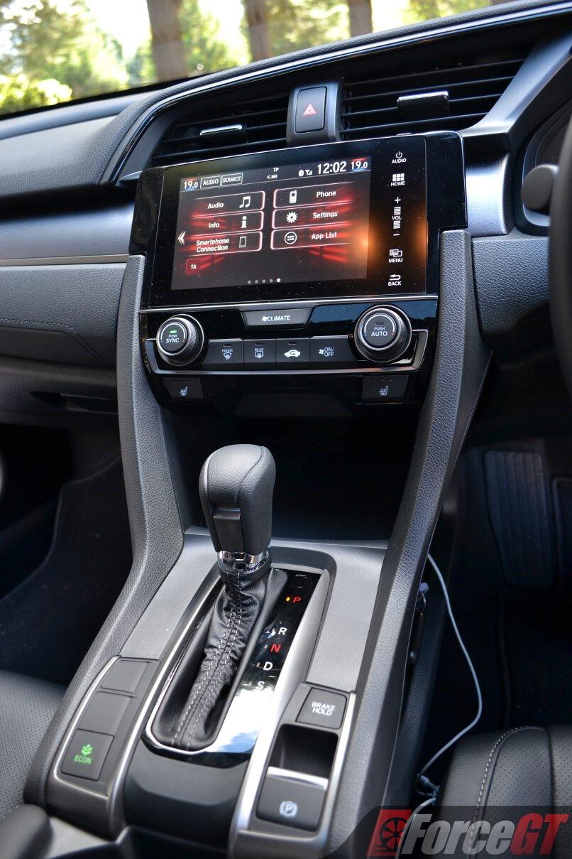 2017 Honda Civic Hatch Review Forcegt Com