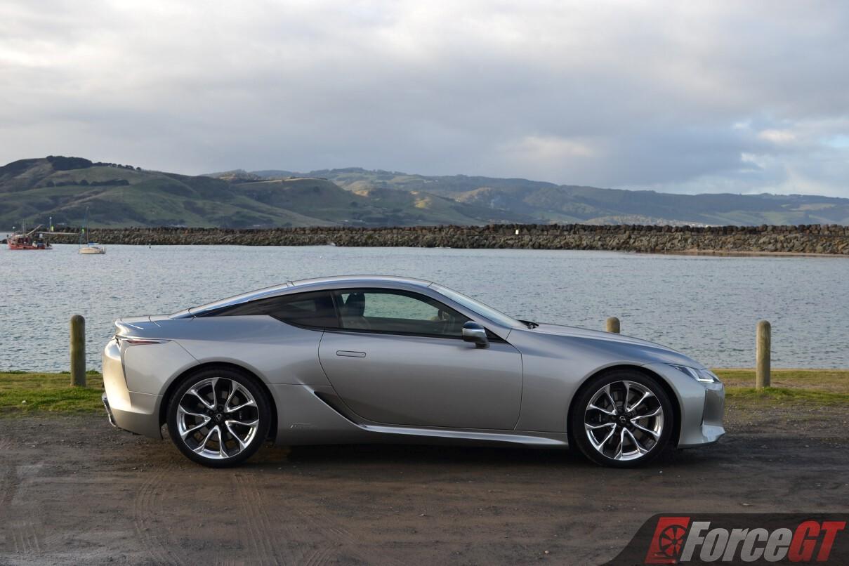 2017 Lexus LC 500h Review - ForceGT.com