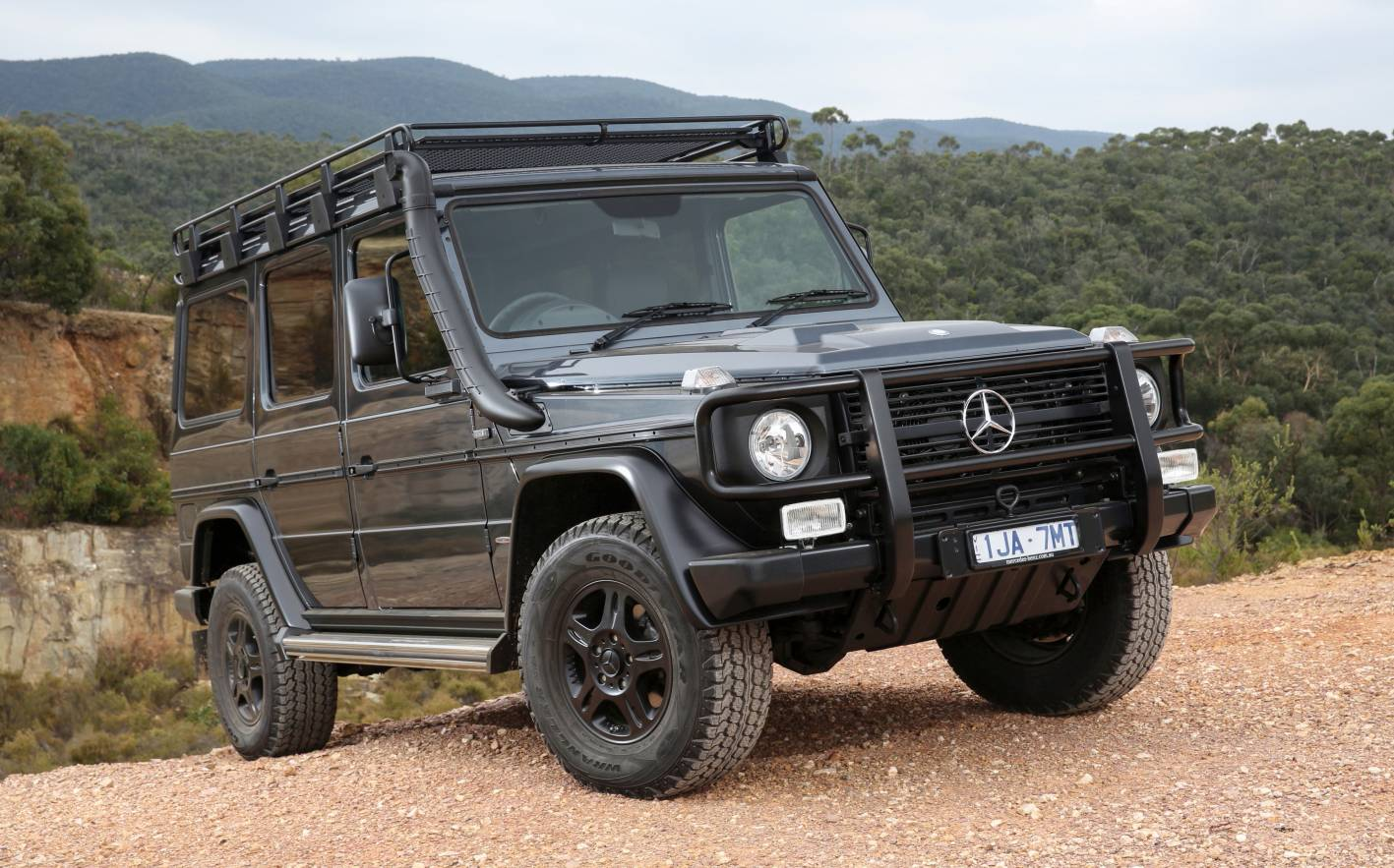 Mercedes Benz G Class Professional Range On Sale Now