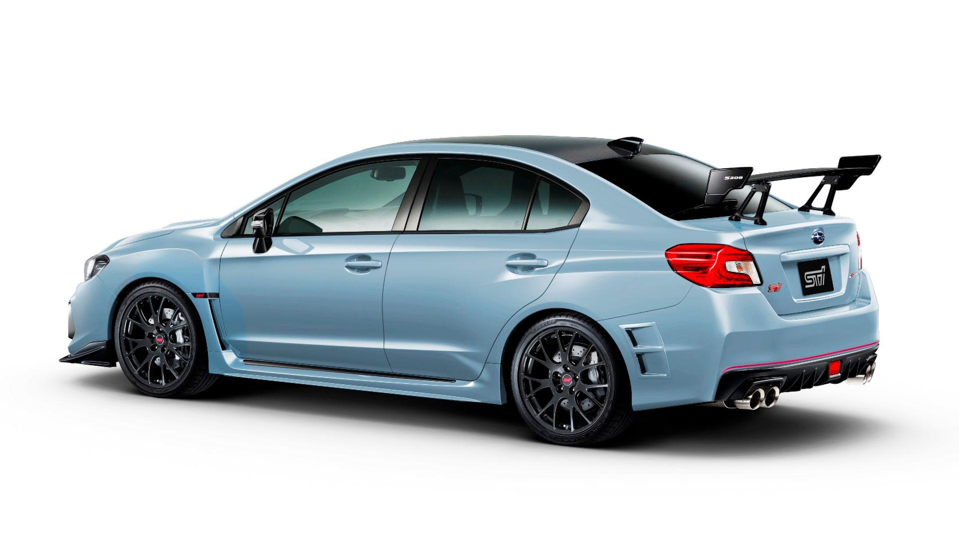 Jdm Cars For Sale >> Subaru unveils JDM-only limited edition WRX STI S208 - ForceGT.com