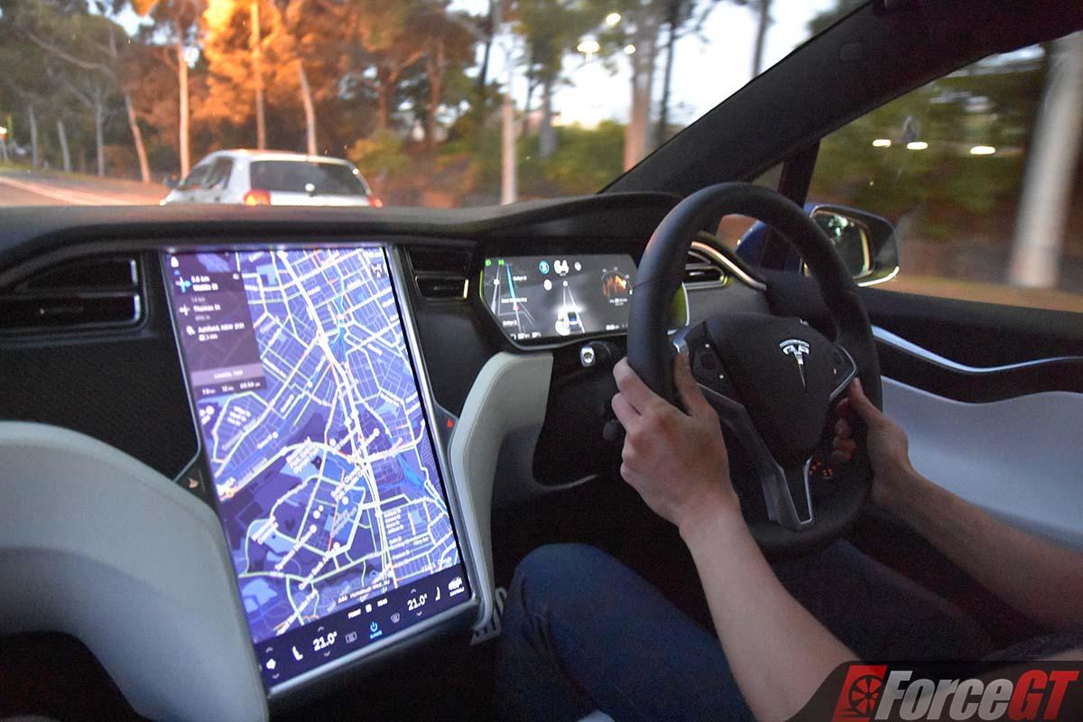 2017 Tesla Model X P100d Review 10 Coolest Features