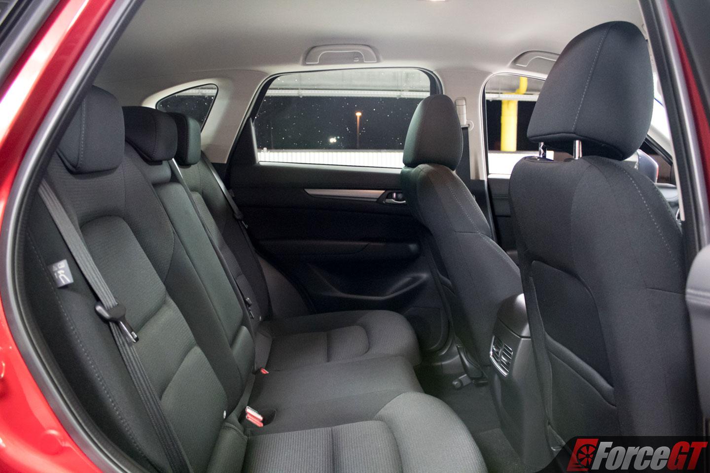 Mazda Cx Maxx Sport Awd Interior Rear Seats