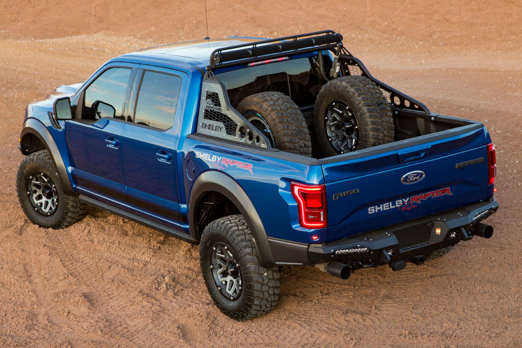 Shelby Introduces 386kw 827nm Baja Raptor Forcegt Com