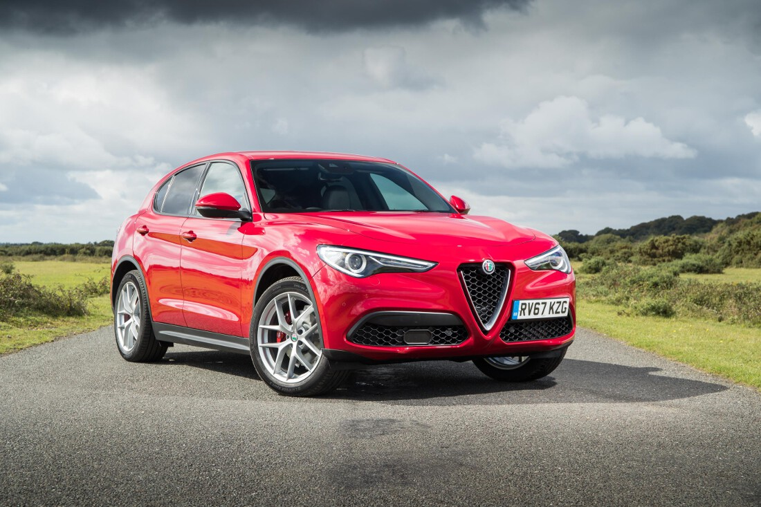 Alfa Romeo Stelvio Line-up Confirmed For Australia