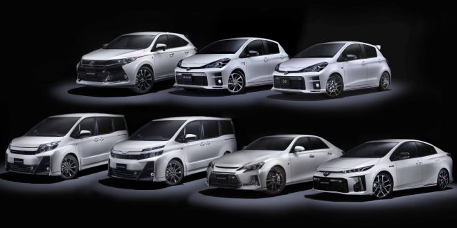 Toyota gets sporty – launches GR brand in Japan