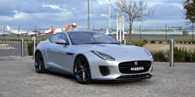 2017 Jaguar F-Type Coupe 400 Sport Review